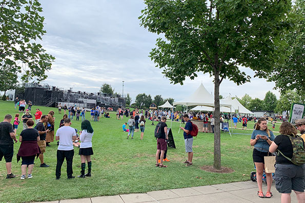 HPWU Fan Fest - Indianapolis
