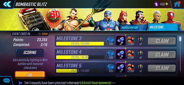 MSF - Marvel 80th Anniversary Blitz