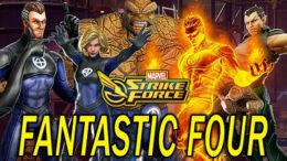 MSF - Fantastic Four & Namor