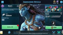Nanti - Avatar Pandora em ascensão