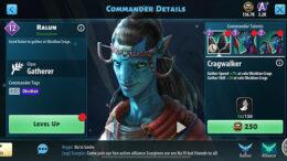 Ralun - Avatar Pandora em Ascensão