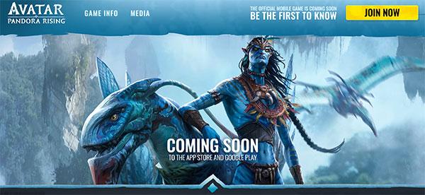 Avatar Pandora Rising