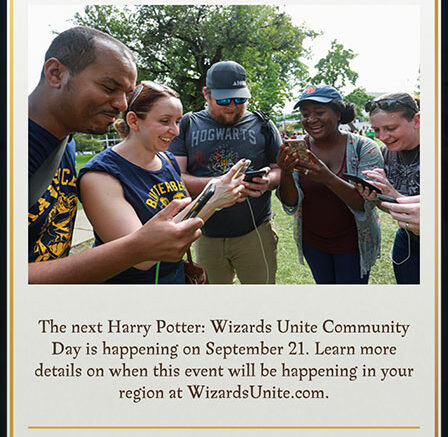 HPWU Community Day