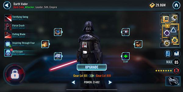 SWGoH - Darth Vader