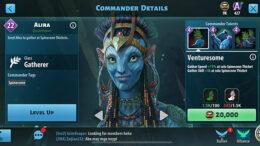 Alira - Avatar Pandora Rising