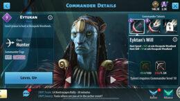Eytukan - Avatar Pandora em ascensão