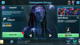 Lunapey - Avatar Pandora em Ascensão