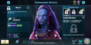 Mo'at - Avatar Pandora Rising