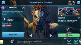 Morang - Avatar Pandora Rising