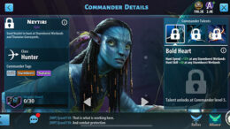 Neytiri - Avatar Pandora em ascensão
