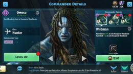 Omolu - Avatar Pandora em ascensão