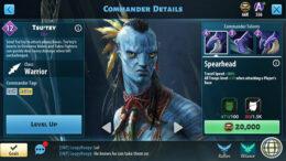Tsu'tey - Avatar Pandora Rising