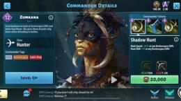 Zumkana - Avatar Pandora em Ascensão