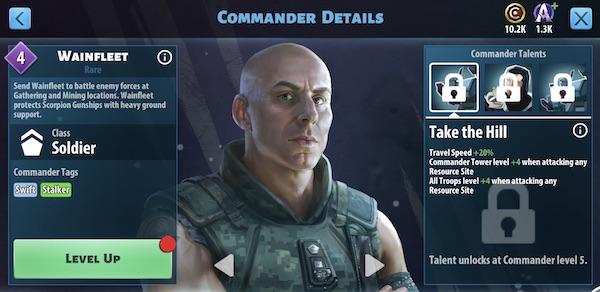 Wainfleet - Аватар Пандори, що піднімається