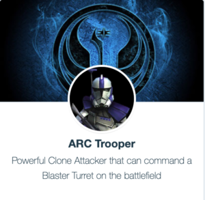 SWGoH - ARC Trooper
