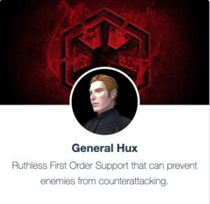 SWGoH - General Hux