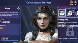 Reza - Avatar Pandora em ascensão