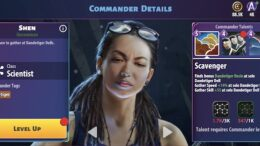 Shen - Avatar Pandora em Ascensão
