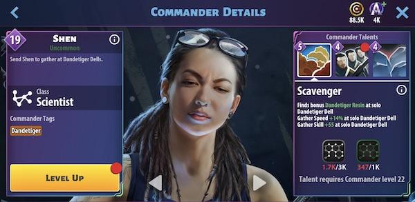 Σεντ - Avatar Pandora Rising