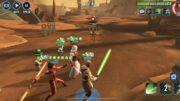 SWGoH - Geonosis TB Fase 2 Jedi