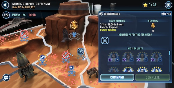 Geonosis Republic Offensive