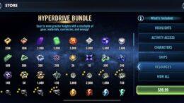 SWGoH - Hyperdrive Bundle