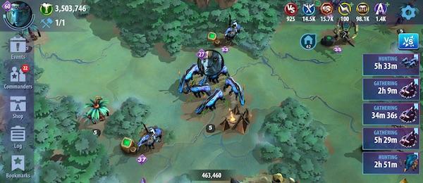 Hexapede - Avatar Pandora u usponu