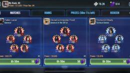 SWGoH Squad Arena w/ General Skywalker