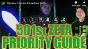 SWGoH - 501-й список Зети