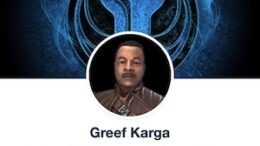 SWGoH - Greef Karga