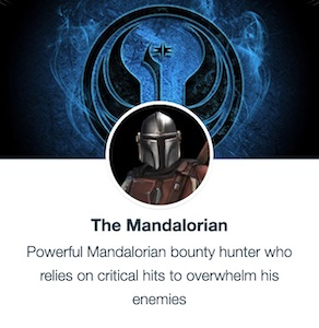 The Mandalorian - SWGoH
