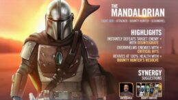 The Mandalorian - SWGoH
