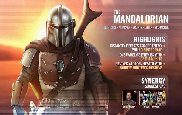 Mandalorian - SWGoH