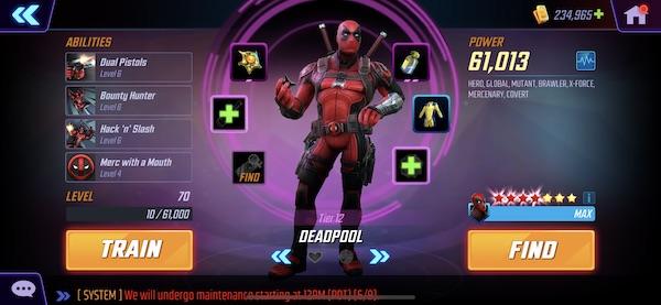 MSF- Deadpool