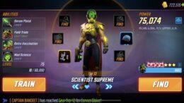 Scientist Supreme - Läkare Utan Gränser