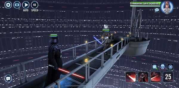 Swgoh Best Mods For Darth Vader Gaming Fans Com