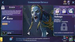 Avarin - Avatar Pandora em ascensão