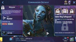 Menari - Avatar Pandora өсч байна