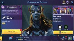 Syura'ewan - Avatar Pandora em ascensão