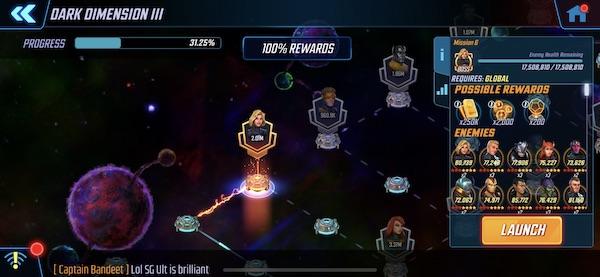 Боліть темряву - Місія 6