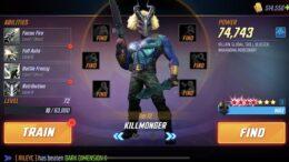 Killmonger - MSF