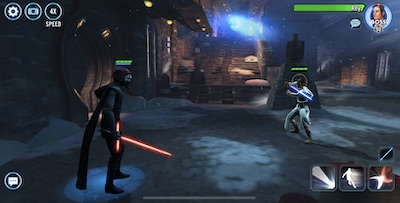 SWGoH - Supreme Leader Kylo event