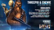 Threepio & Chewie - SWGoH