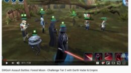 Assault Battles - Forest Moon