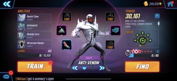 Anti-Venom - MSF