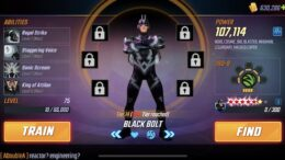 MSF - Black Bolt