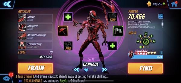 Carnage - MSF