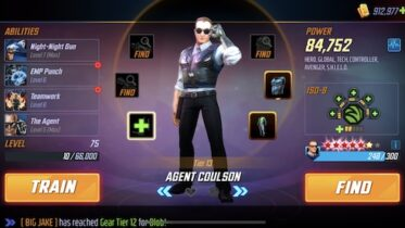 Agent Coulson - MSF