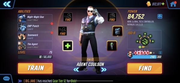 Agent Coulson - Läkare Utan Gränser