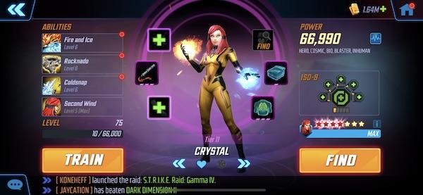 Crystal - MSF